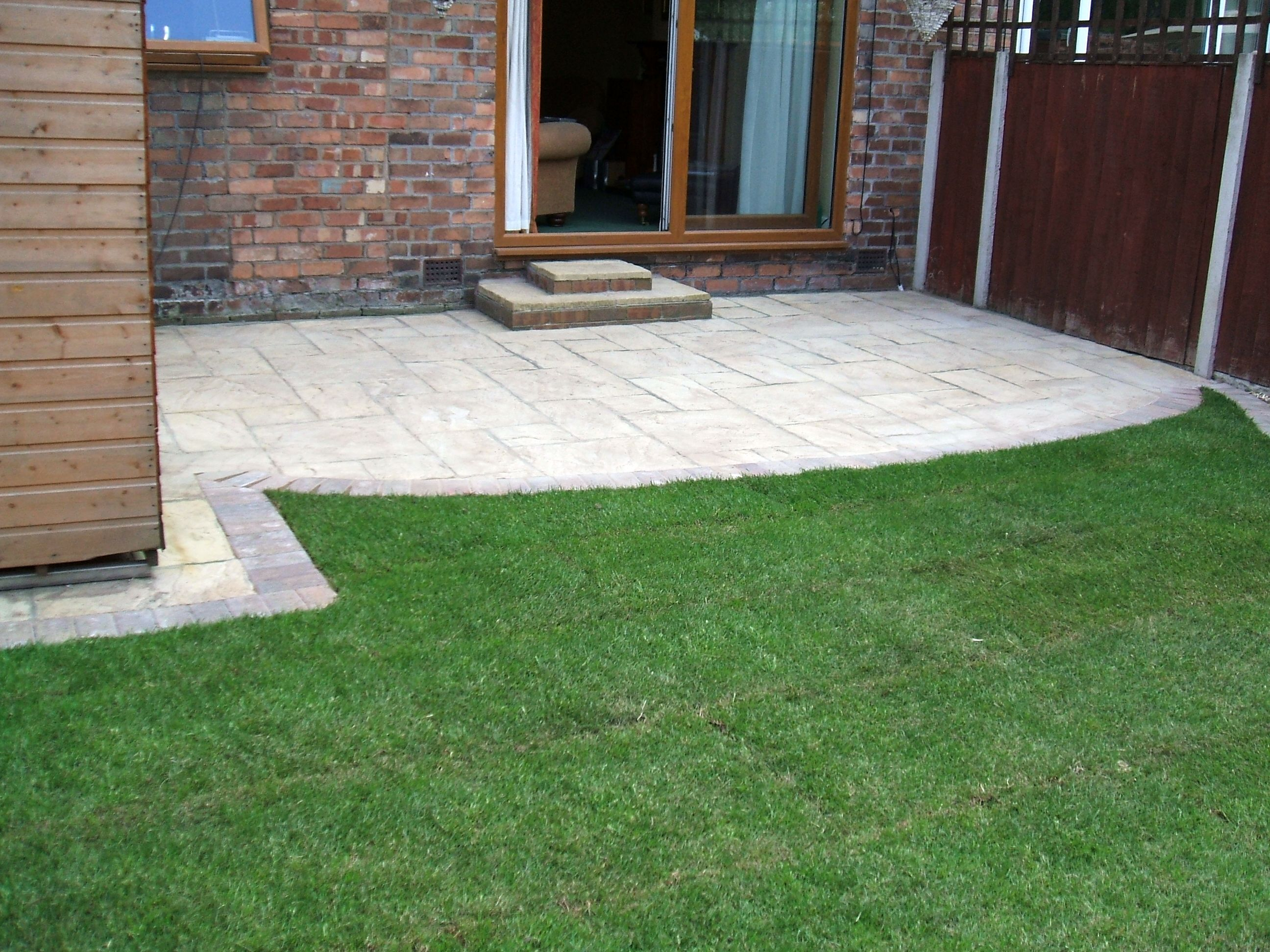 Patios, Driveways, Decking, Lawns, Decorative Walling, Fencing, Planting,  Stone Paving, Water Features, Drainage And Lighting